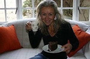 Loving the pudding I am