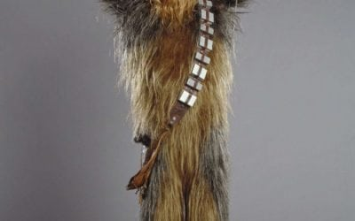 Dressing for my inner Chewbacca