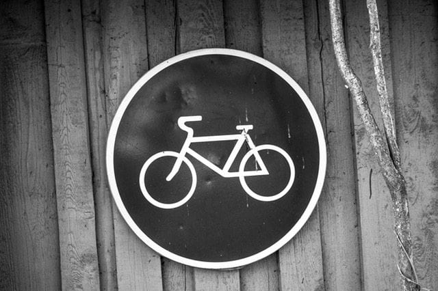 On your bike – creating patterns