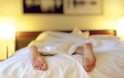 Improve health and weight through good sleep