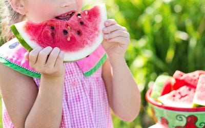Feeding kids for good health